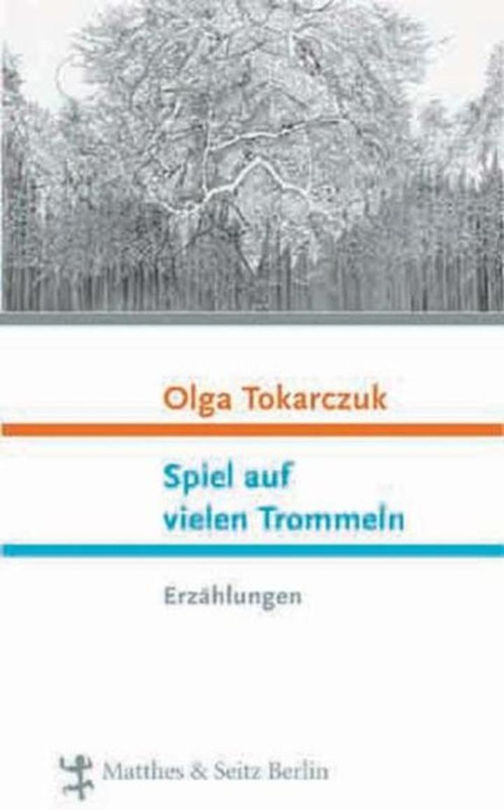Pageturner April 2020 Olga Tokarczuk - Spiel auf vielen Trommeln
