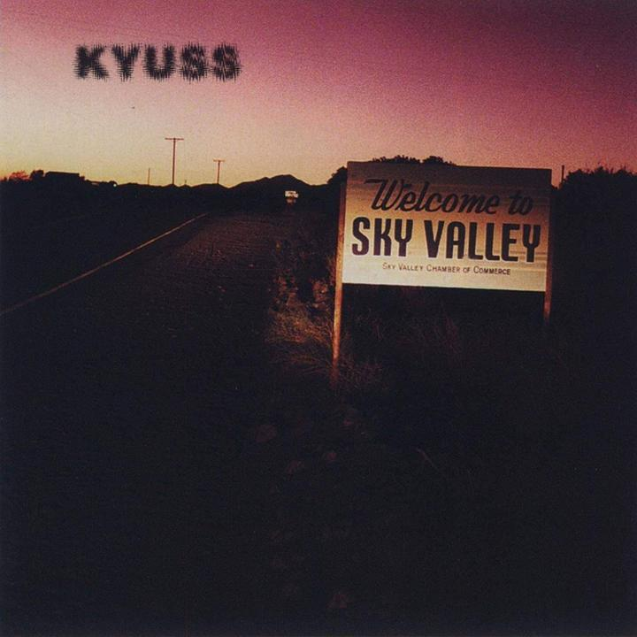 Kyuss Welcome to Sky Valley Cover