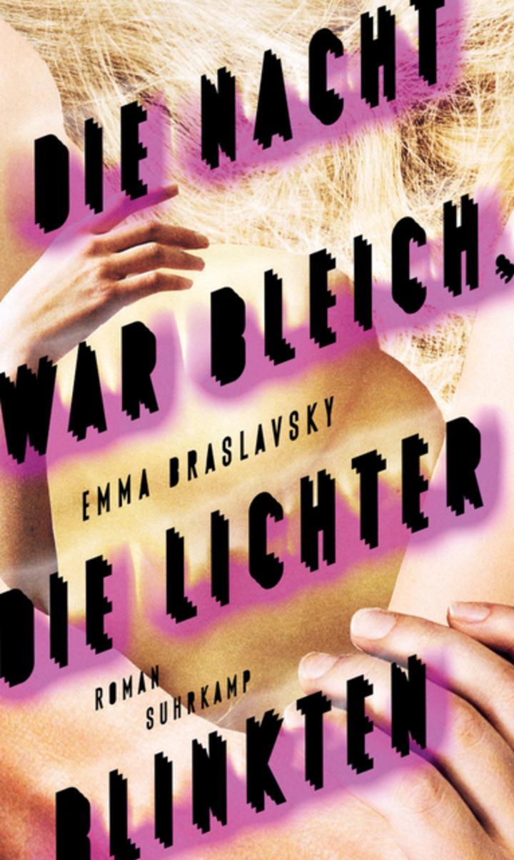 Pageturner Mai 2020 Emma Braslavsky - Die Nacht war bleich, die Lichter blinkten Cover