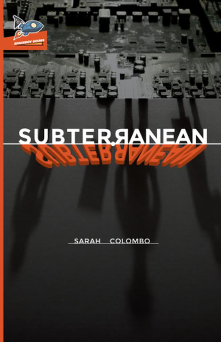 Pageturner Mai 2020 Sarah Colombo – Subterranean Cover