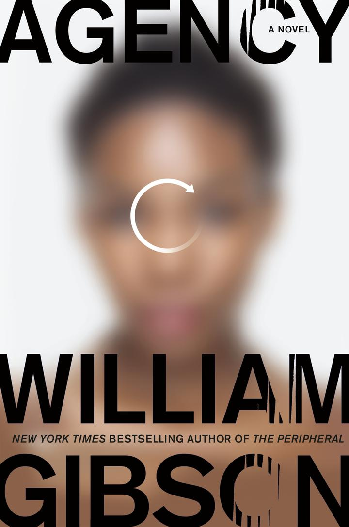 Pageturner Mai 2020 William Gibson Agency Cover