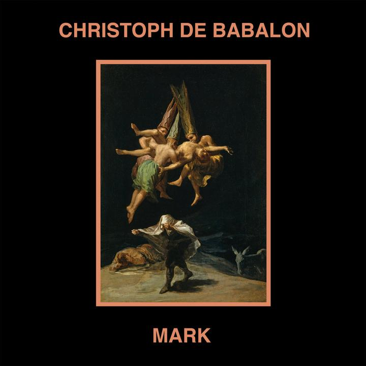 Christoph de Babalon Mark Walkman Cover