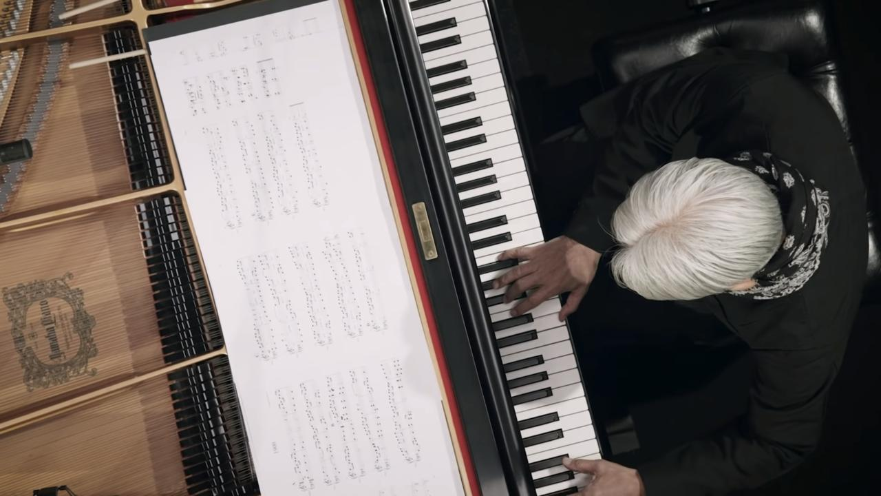 Ryuichi Sakamoto: Playing the Piano for the Isolated