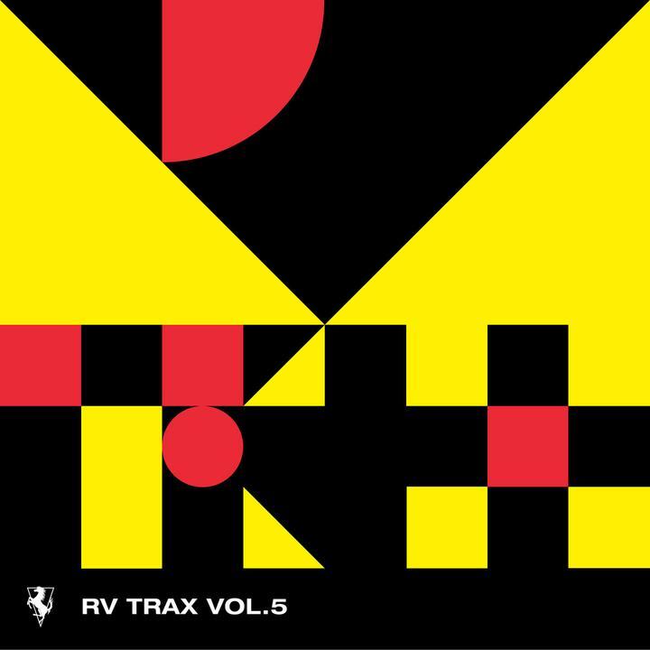 Renaat Vandepapeliere RV Trax 5 Cover Walkman