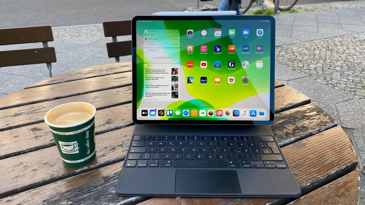 iPad Pro 2020 - lede