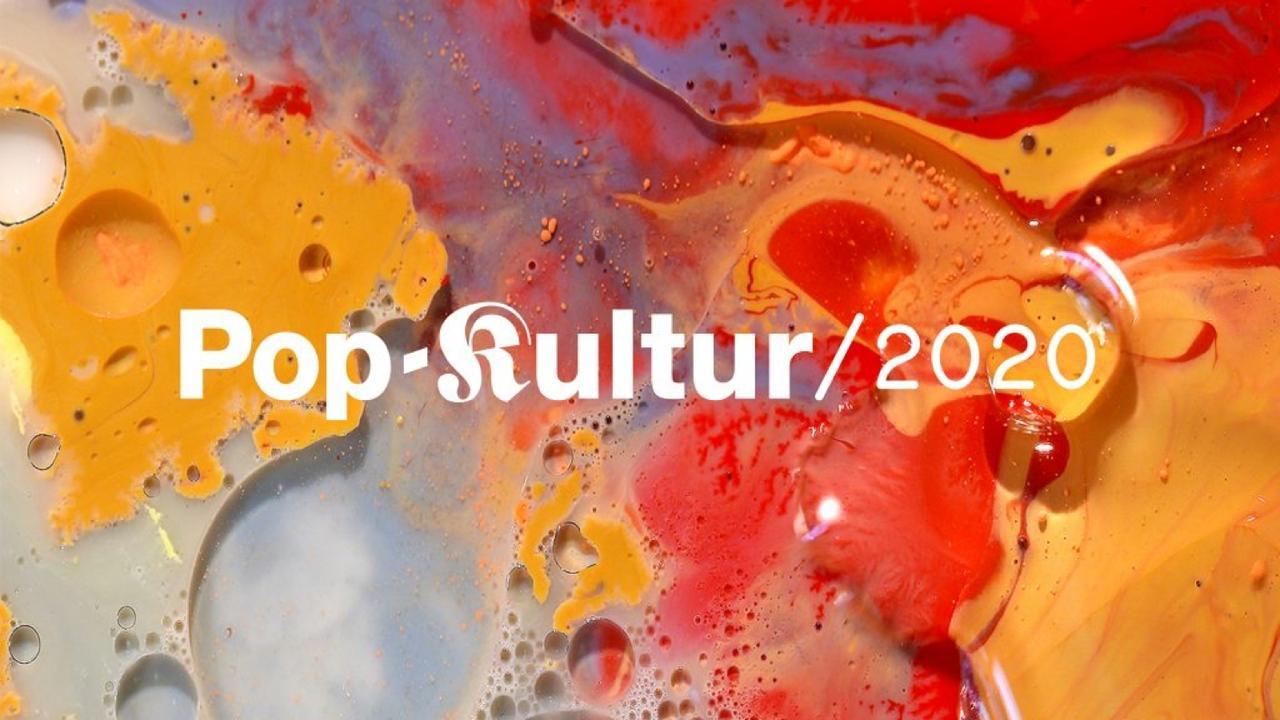 Pop-Kultur 2020 header