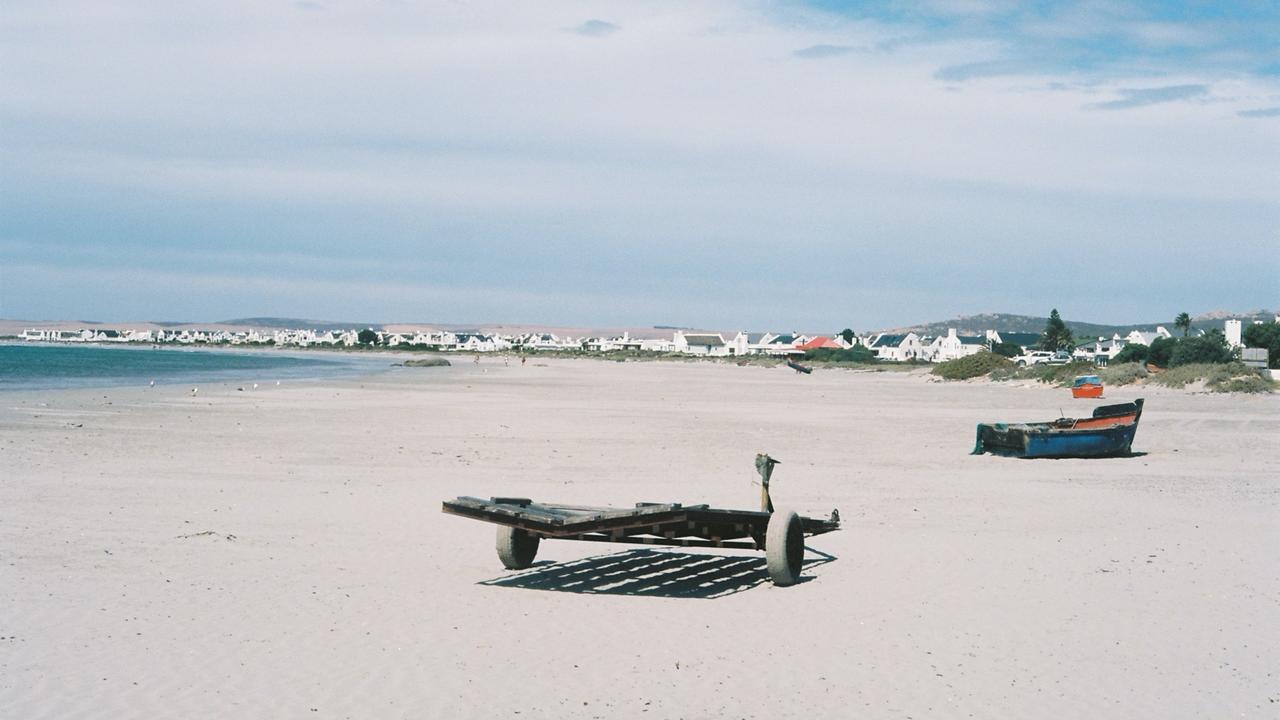 Water Works 7 - Paternoster Beach