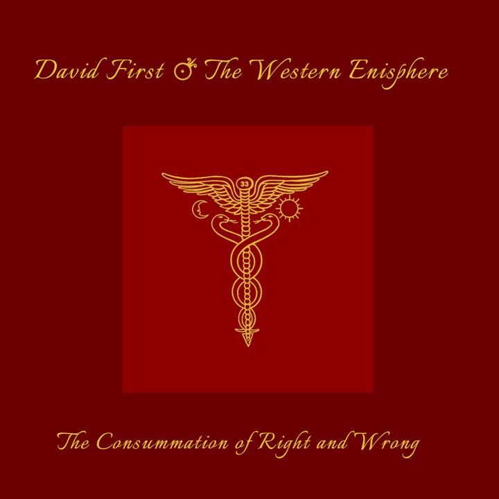 David First  The Western Enisphere Artwork