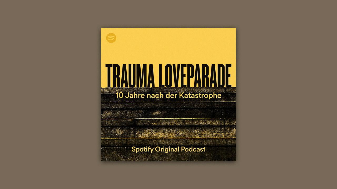 trauma loveparade