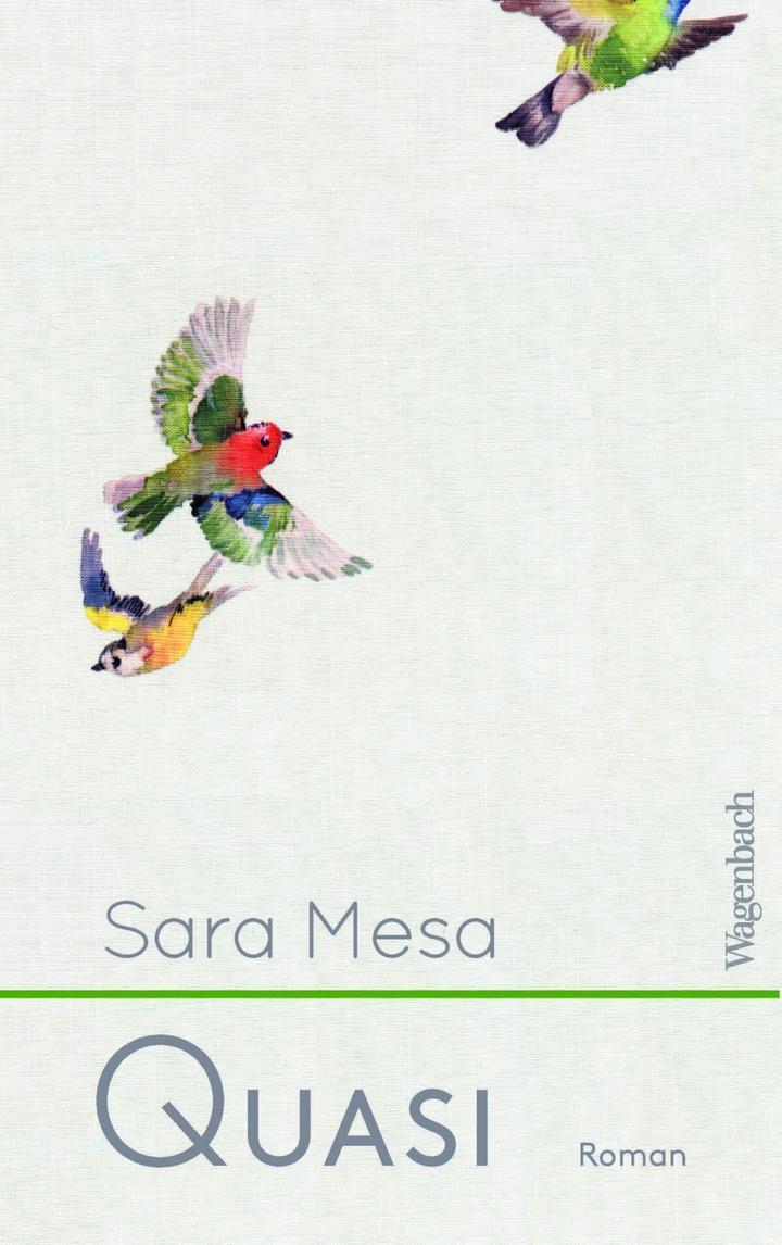 Sara Mesa – Quasi
