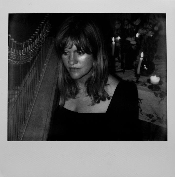Mary Lattimore Portrait