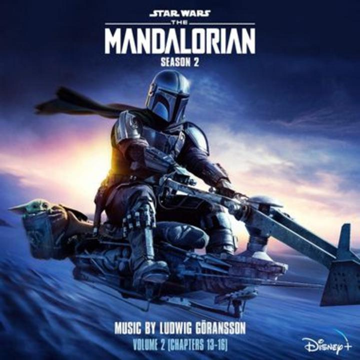 Ludwig Göransson The Mandalorian Soundtrack Season 2 Cover