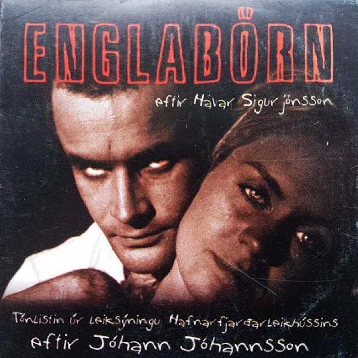 Englabörn 2001 front