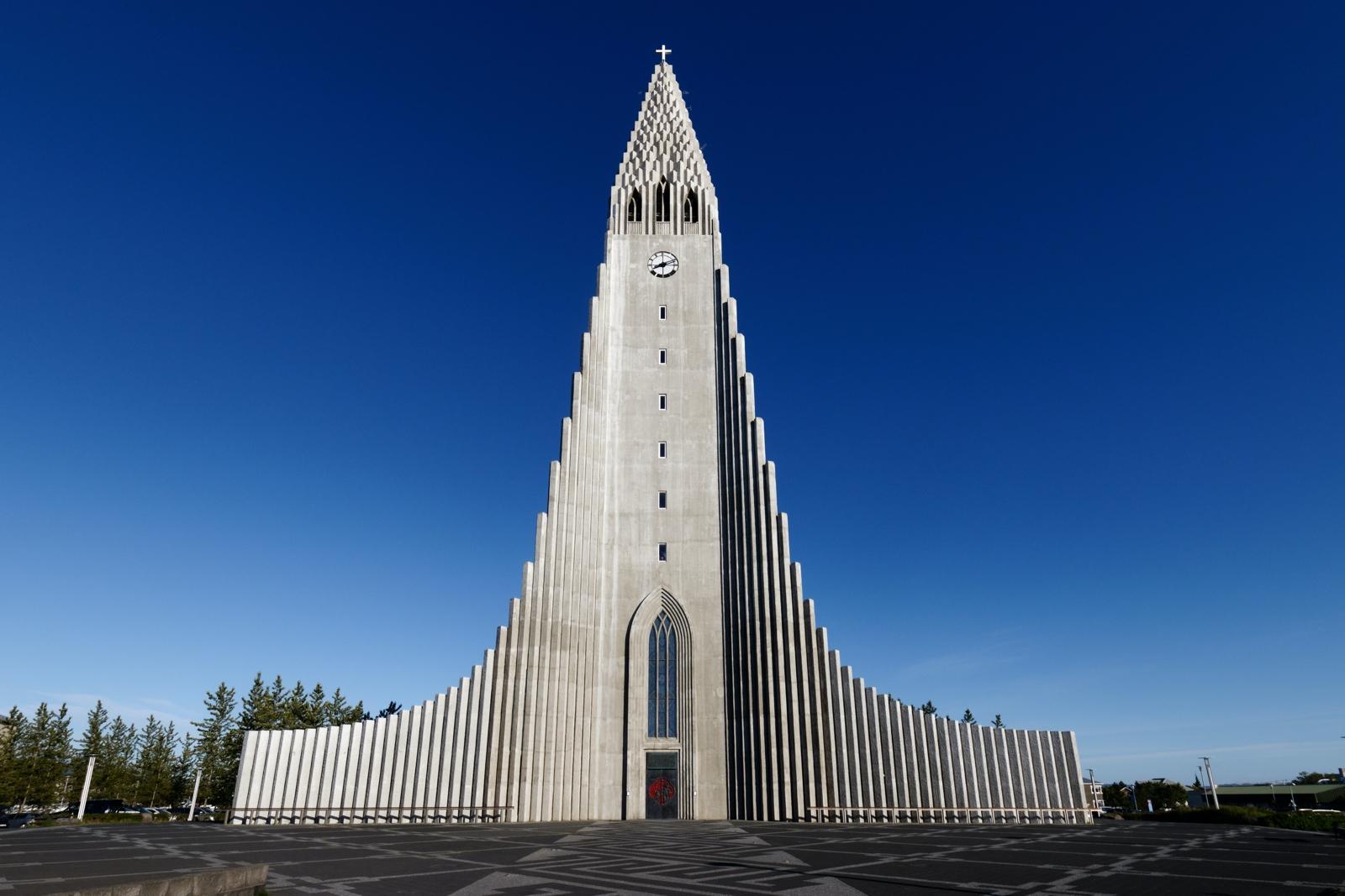 Hallgrímskirkja - Reykjavík