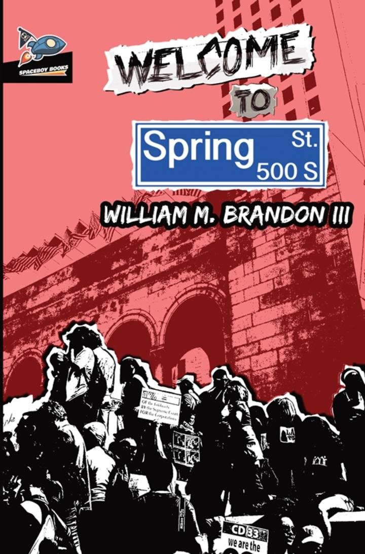 William M. Brandon III – Welcome to Spring Street - Cover