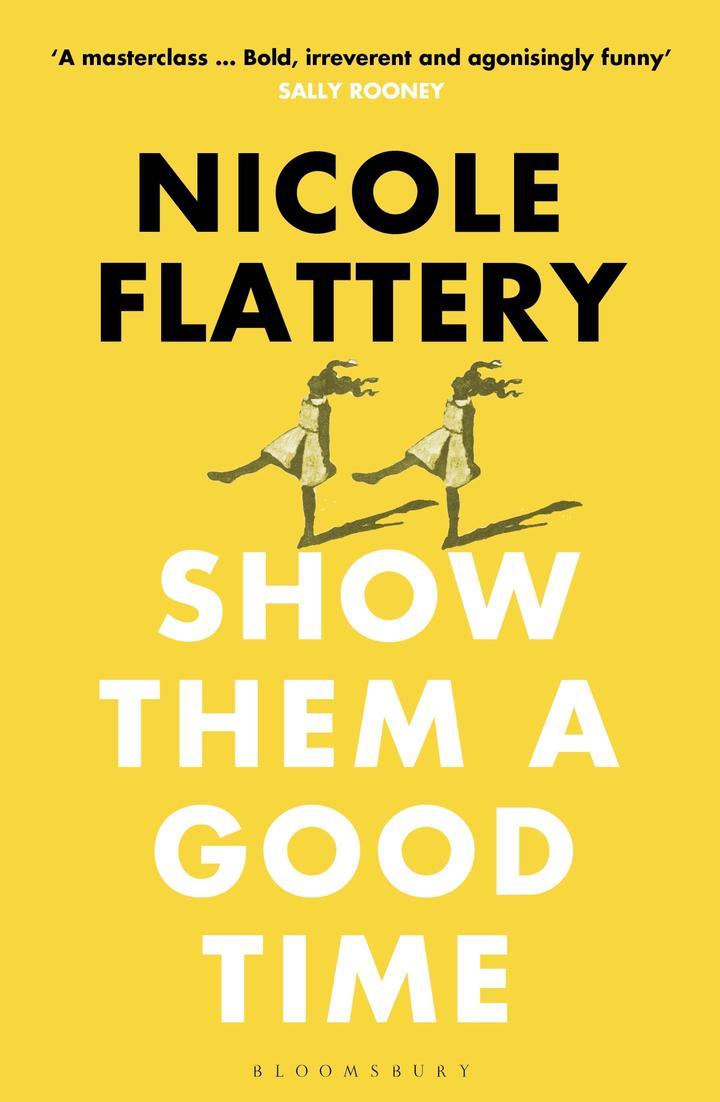 Pagetuner Oktober 2021 Nicole Flattery – Show Them A Good Time Artwork