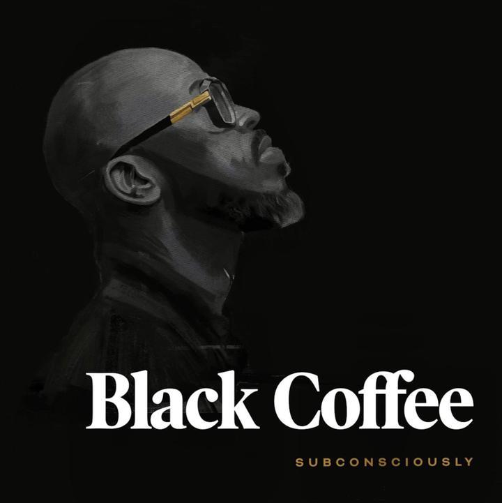 black coffee walkman cover