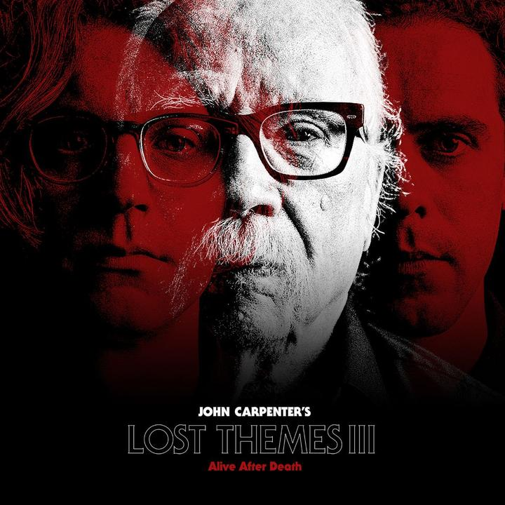 John Carpenter Lost Themes III Cover