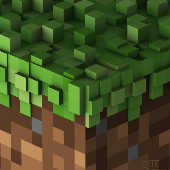 C418 Minecraft Vol1