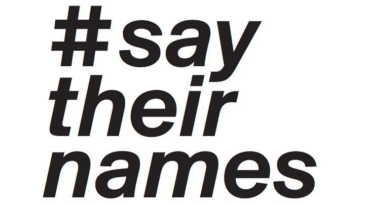 saytheirnames