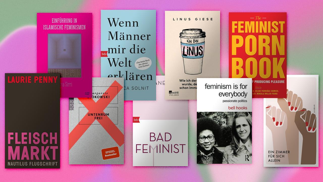feministische einstiegsliteratur