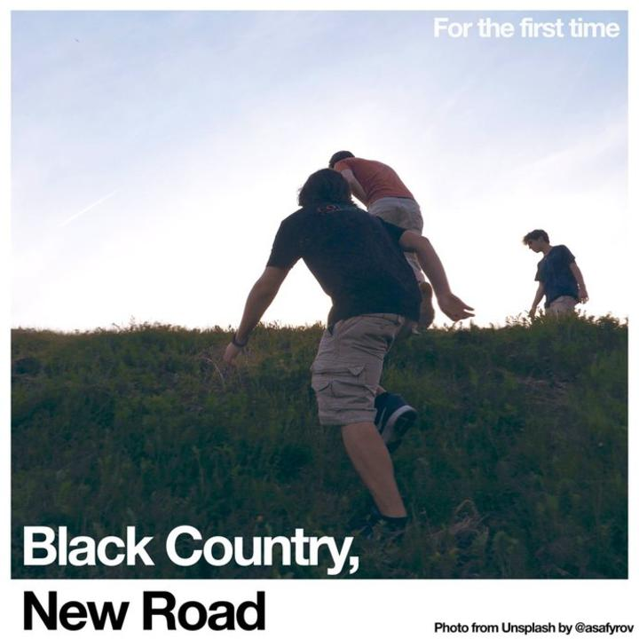 Black Country, New Road For the First Time Cover