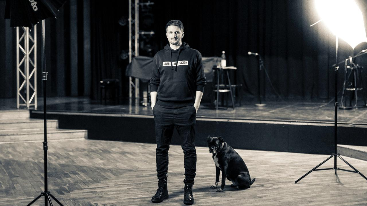 Lutz Leichsenring Portrait lede