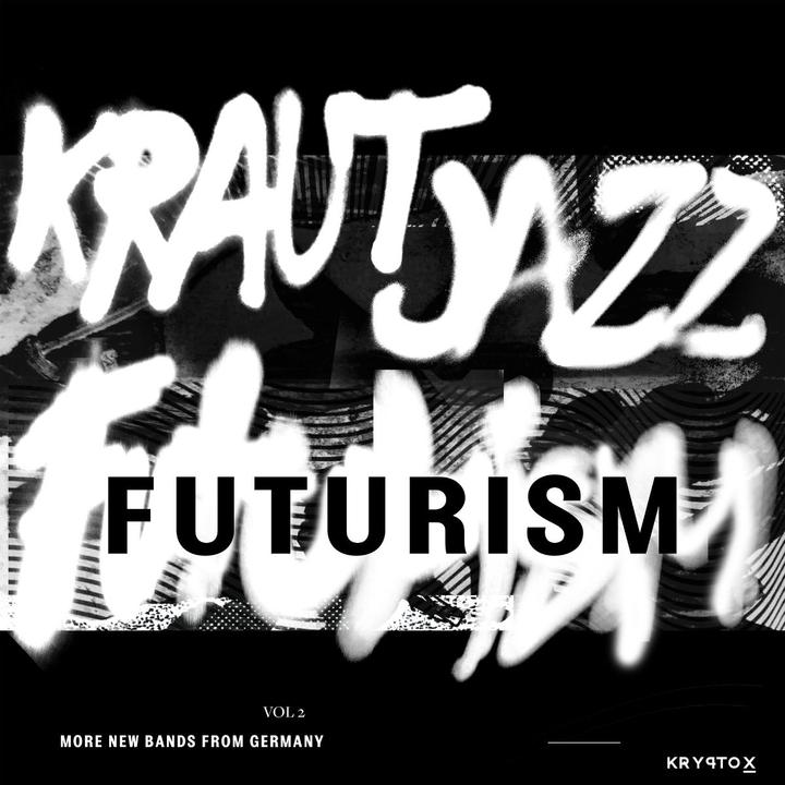 Kraut Jazz Futurism 2 Cover