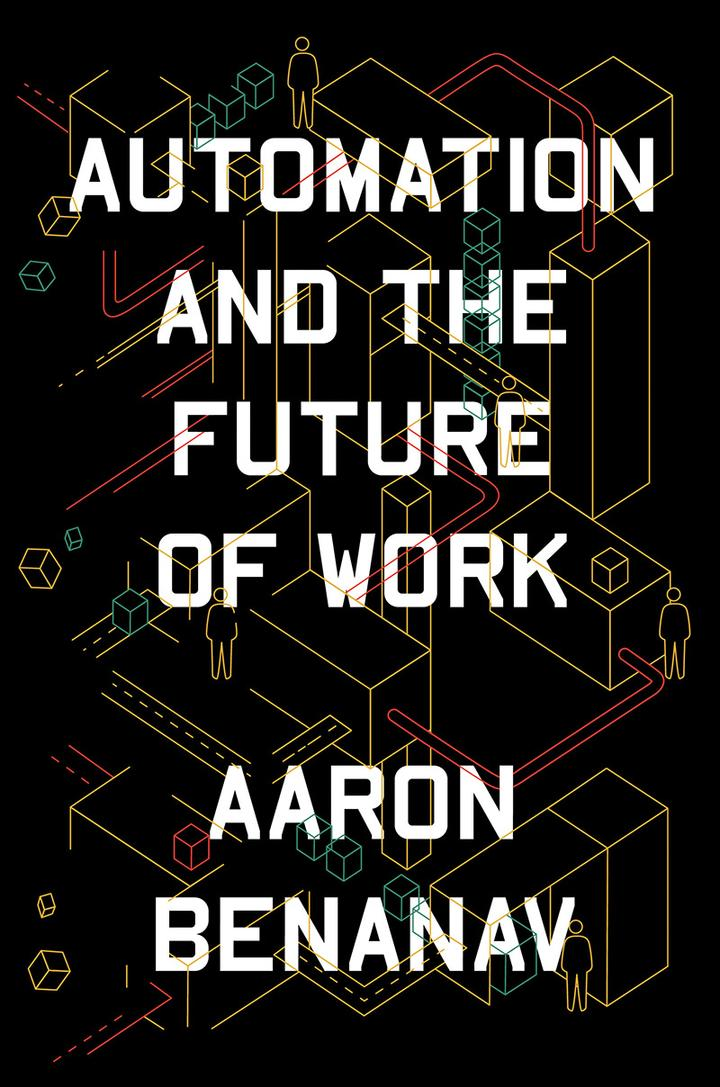 Pageturner April 2021 - Aaron Benanav – Automation and the Future of Work