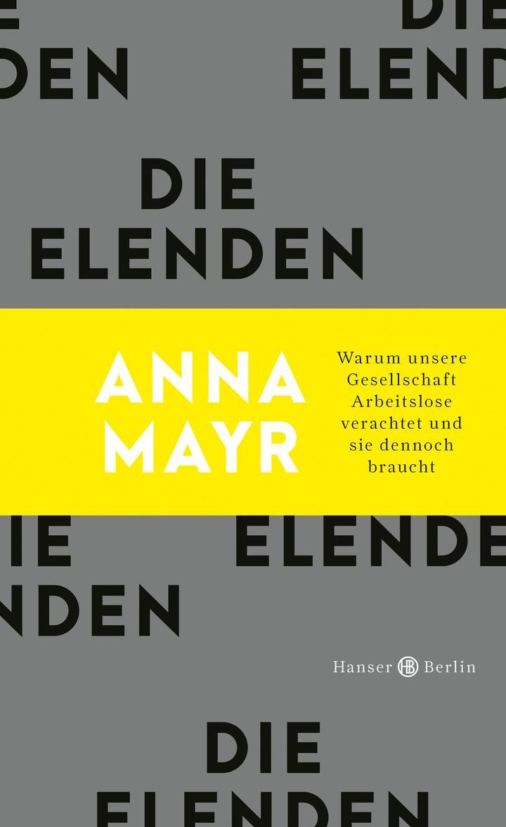 Pageturner April 2021 - Anna Mayr – Die Elenden