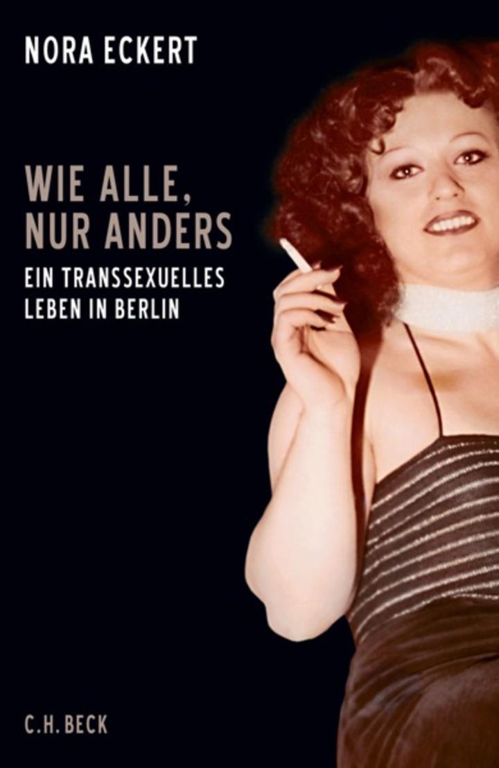 Pagetuner Mai 2021 - Nora Eckert -  Wie alle nur anders Cover