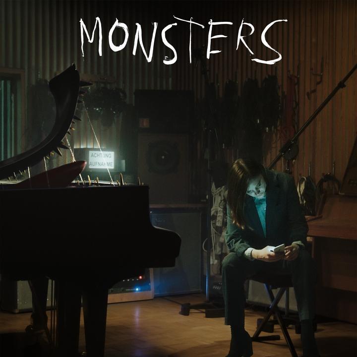 Sophia Kennedy Monsters Cover