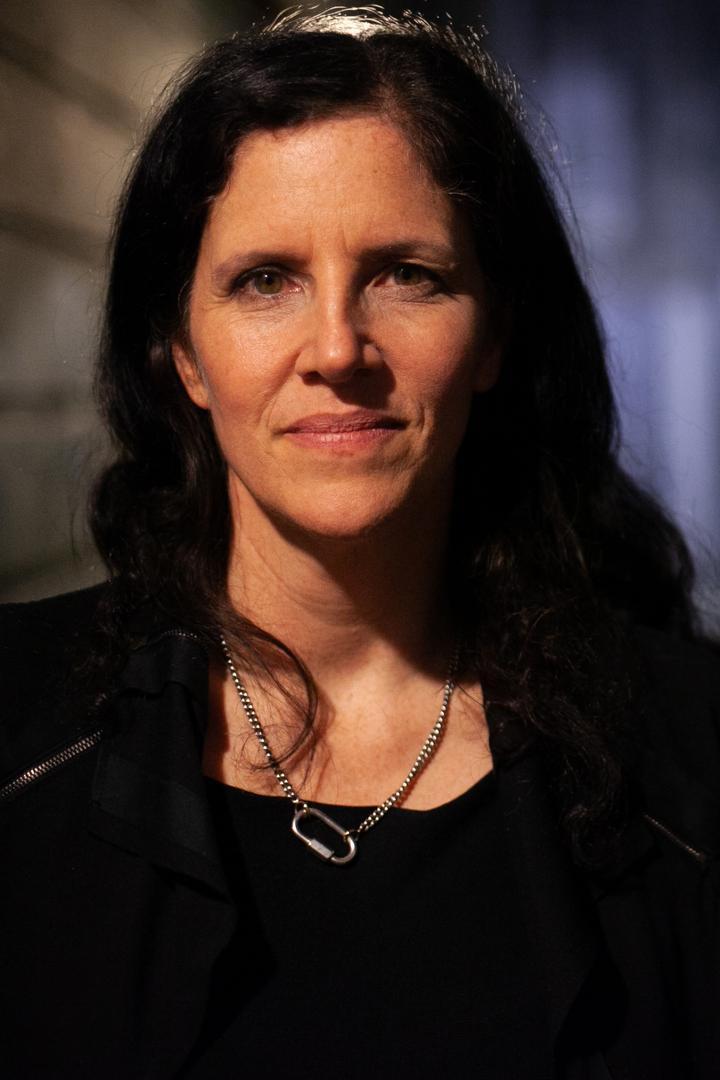 Laura Poitras Portrait