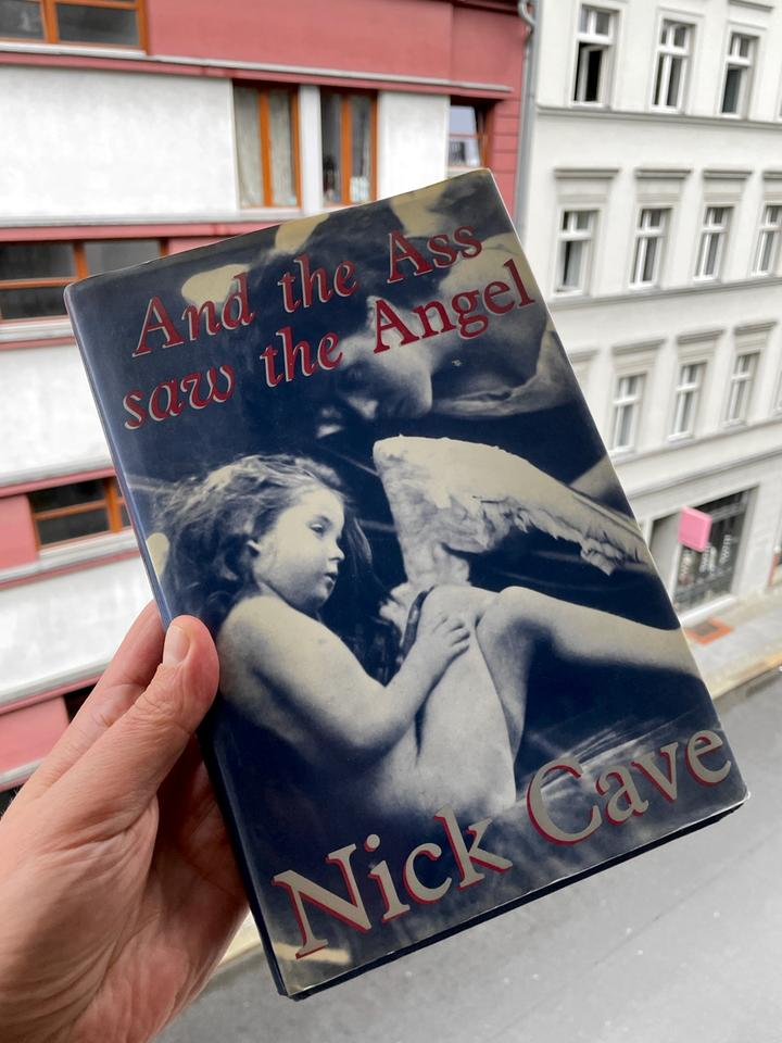 Das Cover von And The ass Saw The Angle von Nick Cave