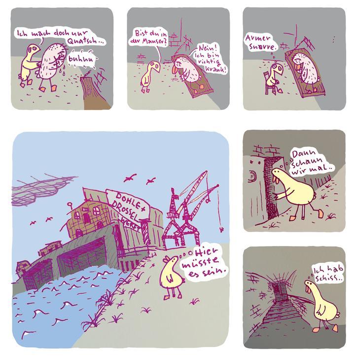 arne zank die vögel 2