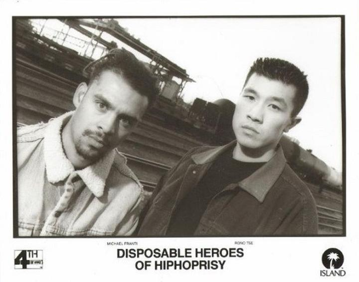 The Disposable Heroes Of HipHoprisy Portrait