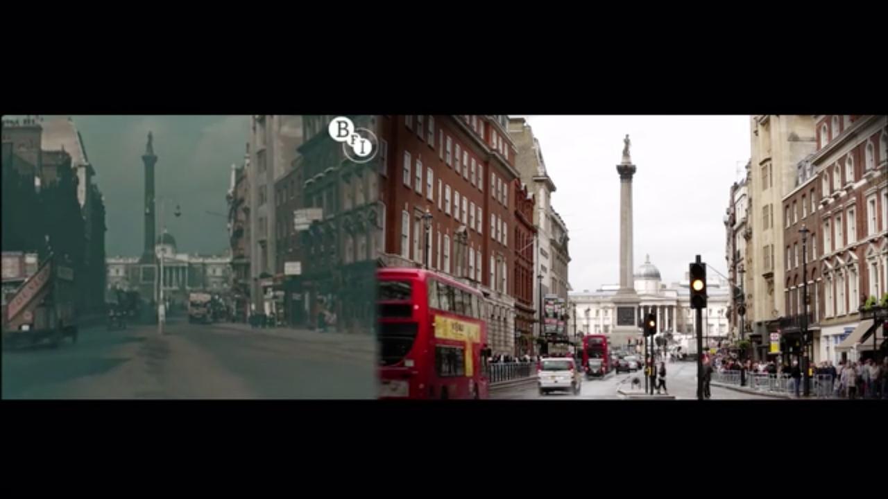 London 1927 & 2013