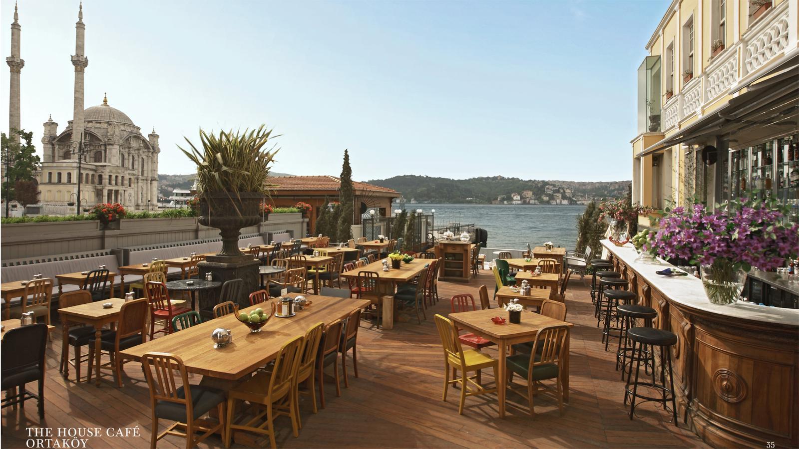 The House Café Ortaköy