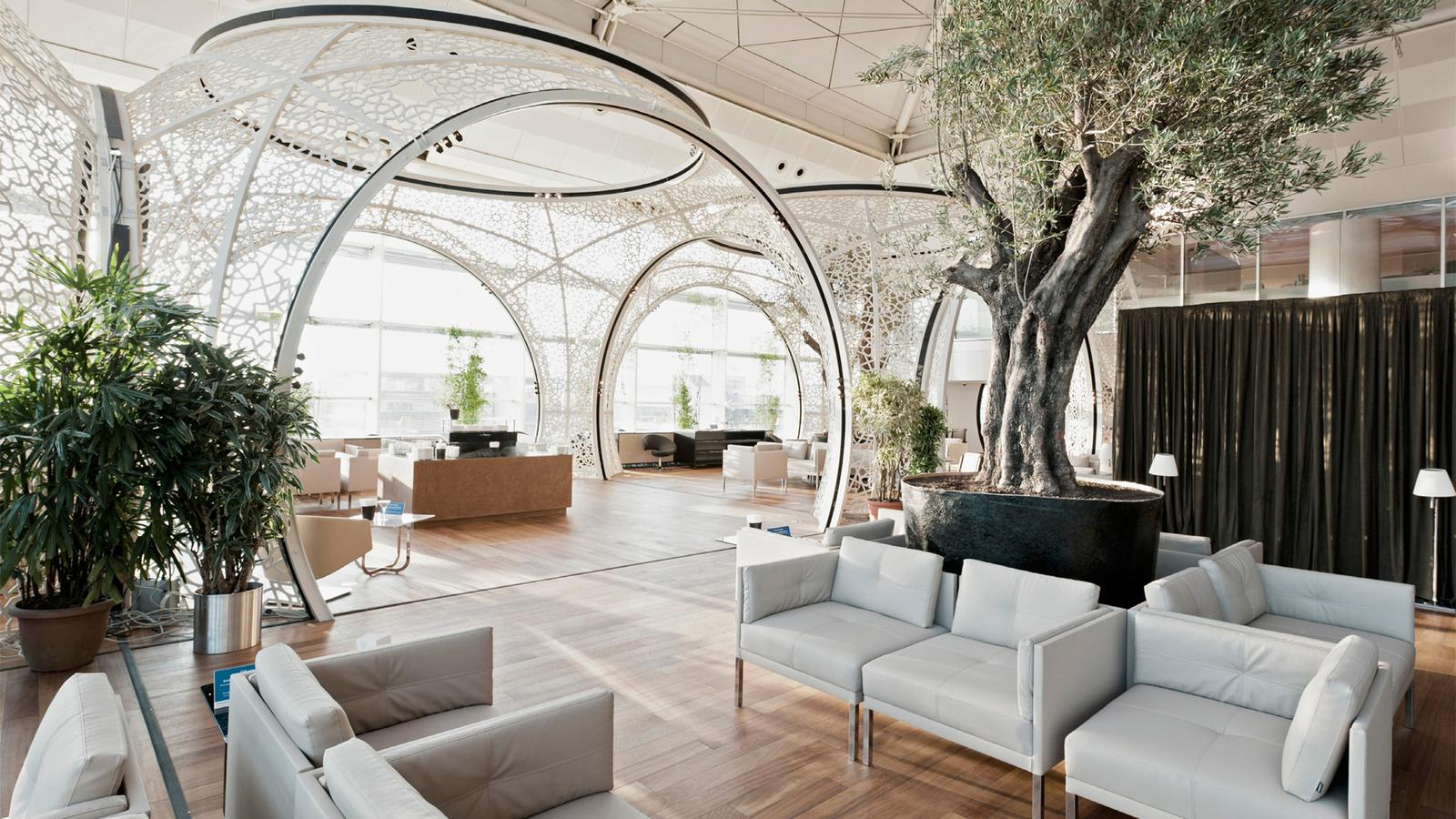 Turkish Airlines CIP Lounge